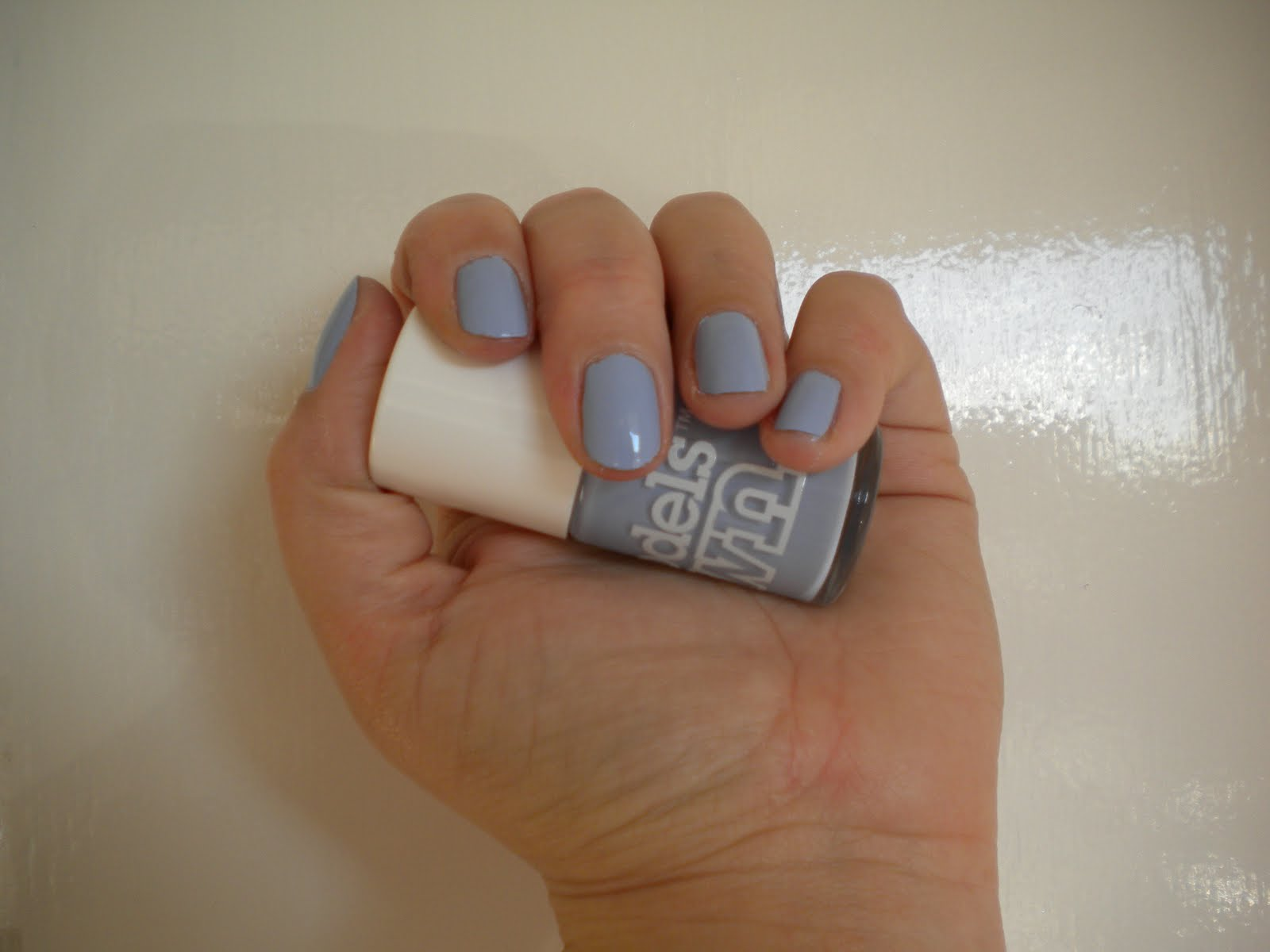 Models Own nail polish in Beths Blue Image