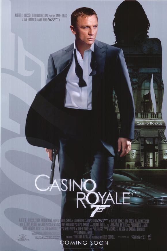 james bond casino royale character analysis