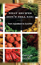 WHAT RECIPES DON'T TELL YOU