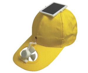 Gorro Ventilador Funciona Con Panel Solar