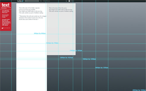 twitter background template sumtips