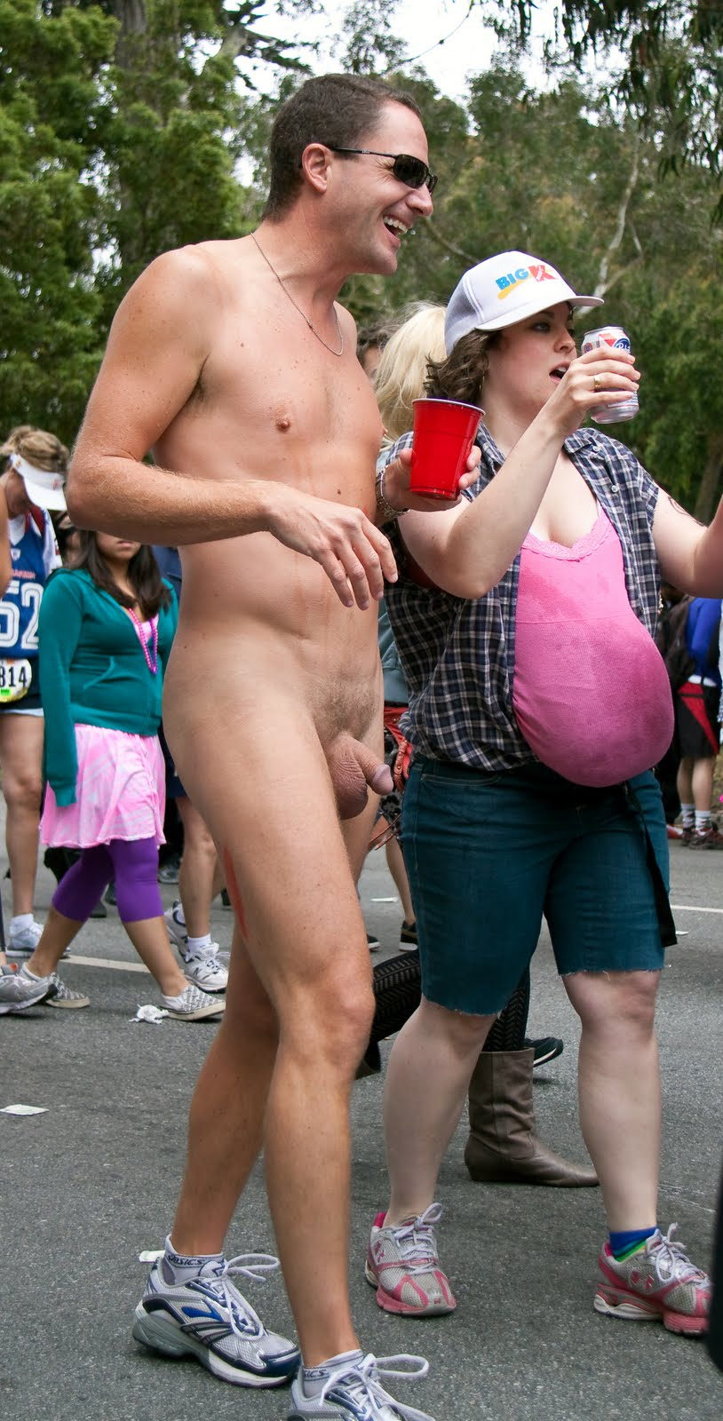Consider, bay to breakers naked pictures opinion you