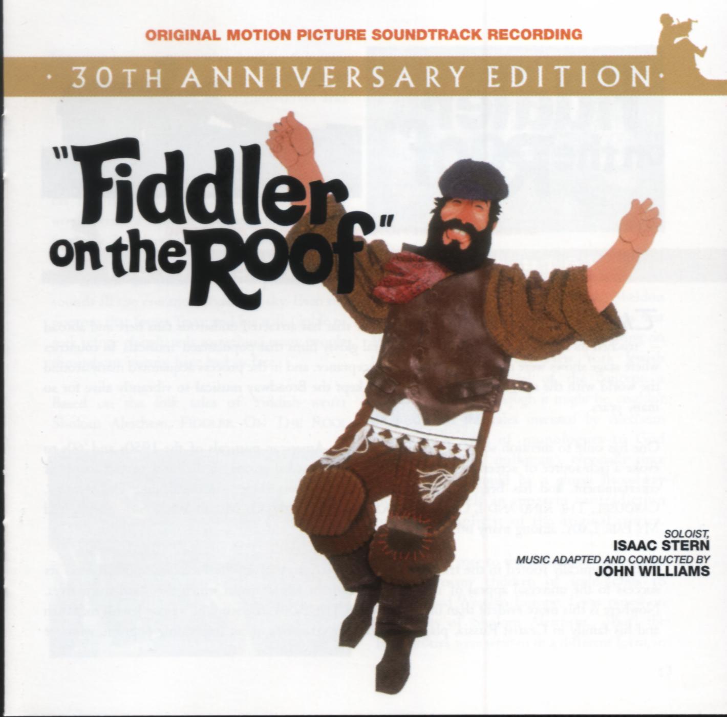 Inventario De Estrellas Fiddler On The Roof Ost