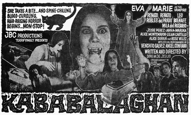 Filipino horror movies 1980s / Youtube ccc 2 episode 8