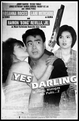 Yes Darling: Walang matigas na pulis 2 movie