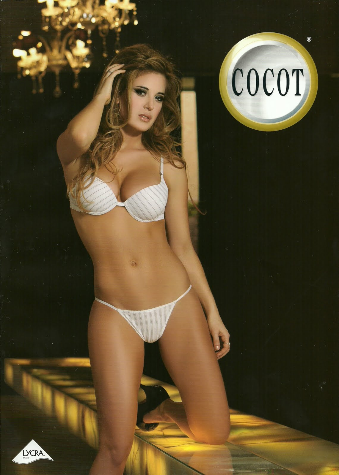 GS Lencería Mayorista  Nuevo Catálogo Lenceria COCOT!! Primavera ... 68b4bcc2a98a
