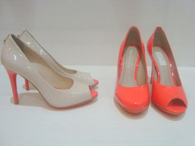 sapatos coloridos fotos