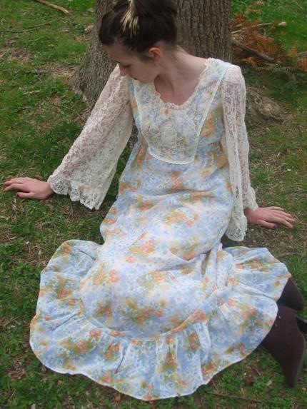 Pure Prairie League Vintage Gunne Sax Dresses