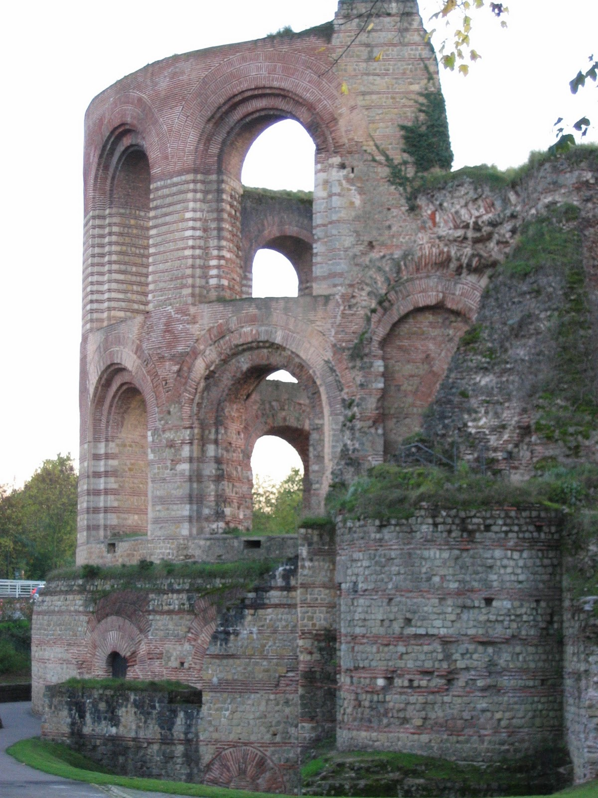 Ancient Links Roman Ruins in Trier
