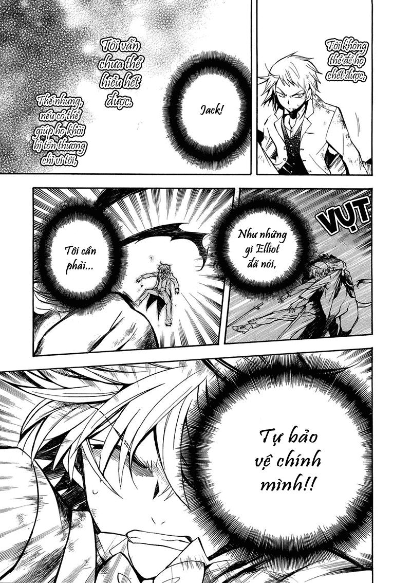 Pandora Hearts chương 026 - retrace: xxvi the pool of tears trang 40