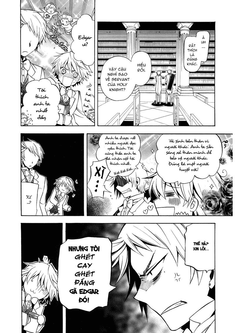 Pandora Hearts chương 025 - retrace: xxv elliot & leo trang 10