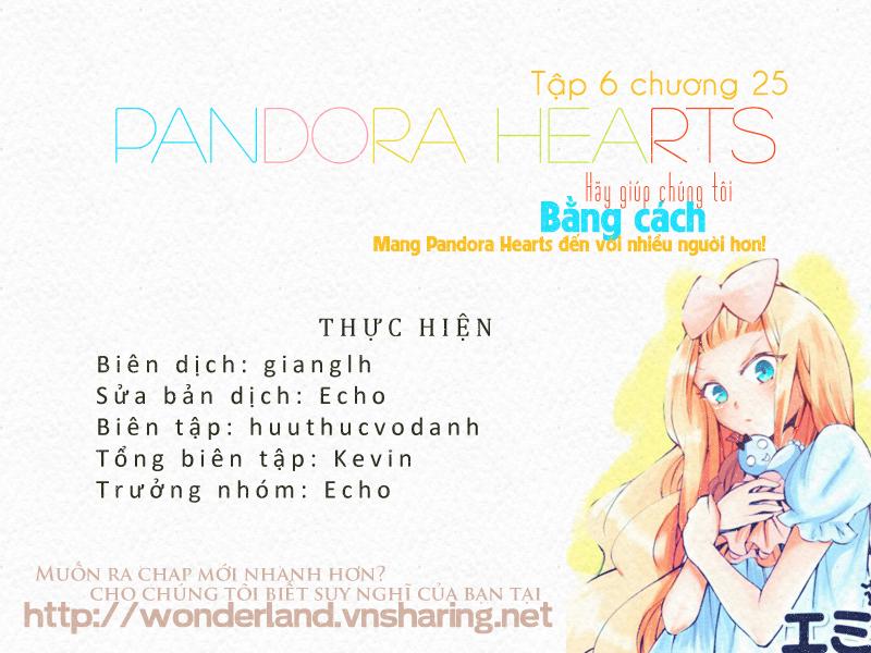 Pandora Hearts chương 025 - retrace: xxv elliot & leo trang 1