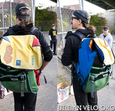 Bike Jerks: Shag Bags