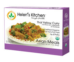 Organic Frozen Meals Whole Foods