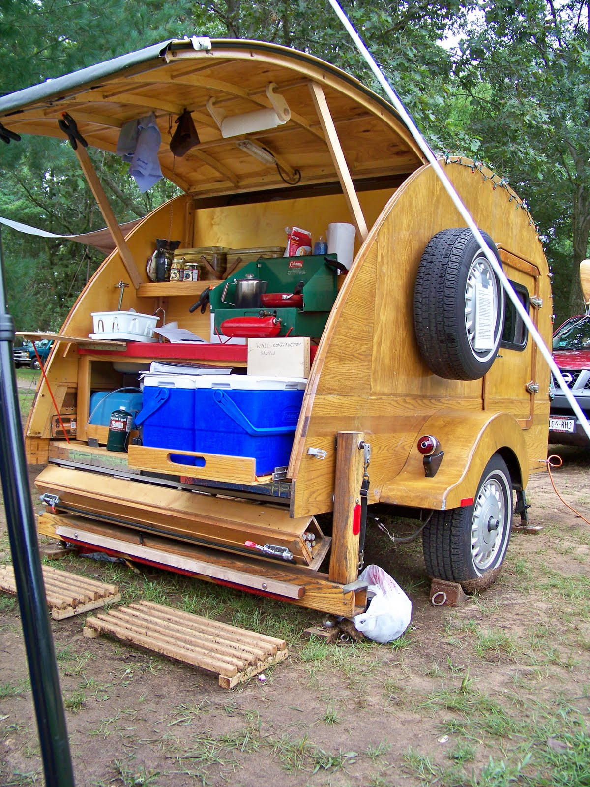 Teardrop Trailer With Bathroom: 1000+ Images About Camping Stuff On Pinterest