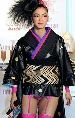 La representante peruana en Miss Universo no es la única que competirá  inmersa en una gran polémica por su traje típico. El de Miss Japón fue  calificado ... 5f51712c97a4