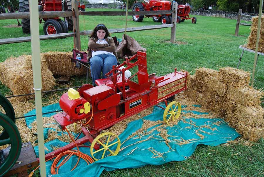Lew's Other Pics: PhotoHunt - Miniature hay baler