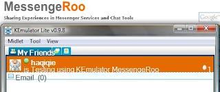 KEmulator – Java Mobile Phone Emulator for PC (Mig33 Case)