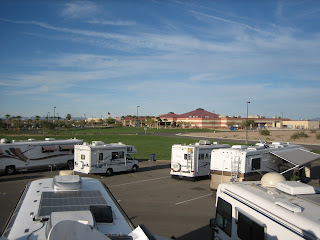 Cocopah Casino RV Ghetto