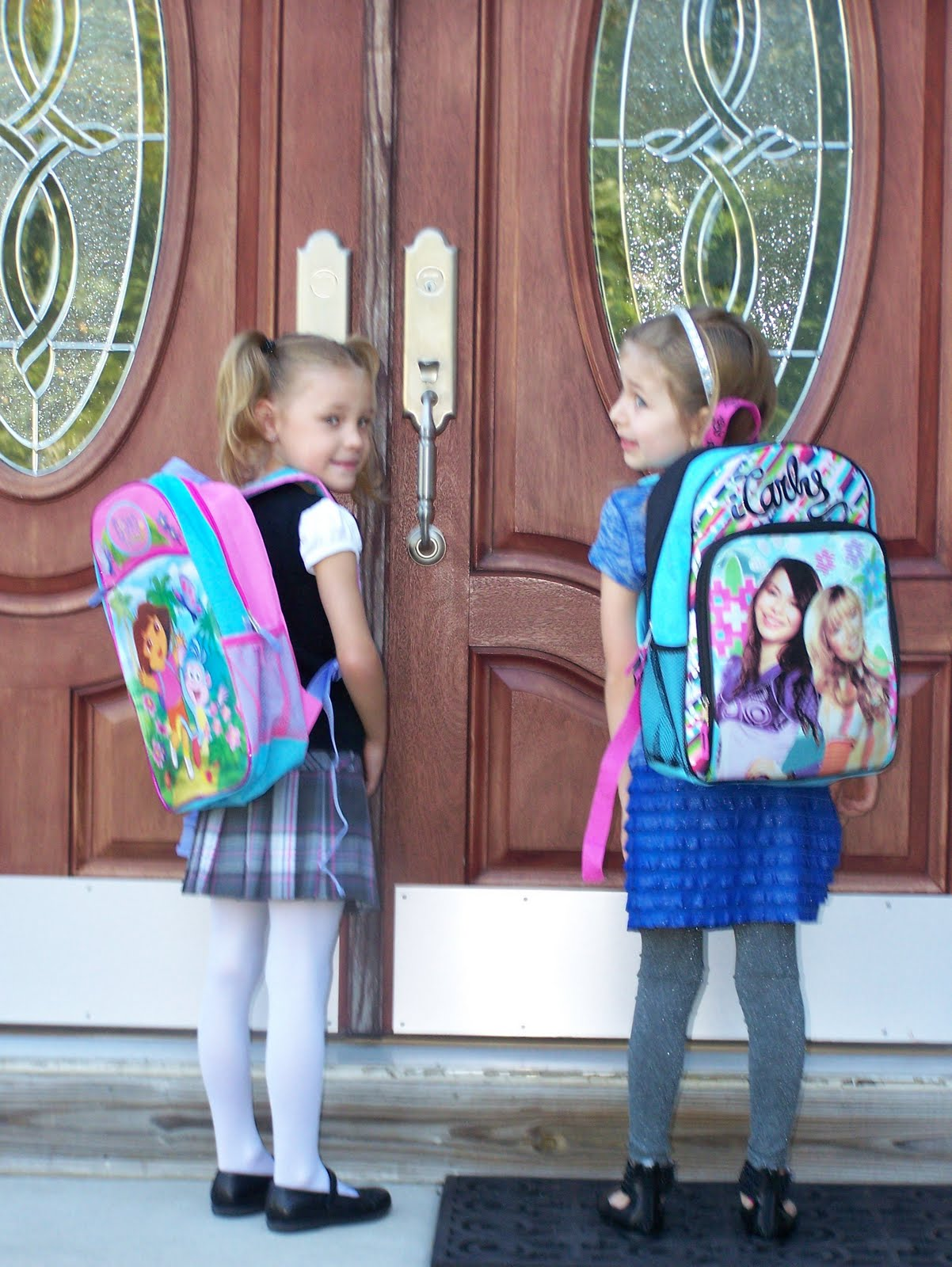 Kinder Garden: The Hosford Family's Ukrainian Adoption: First Day Of