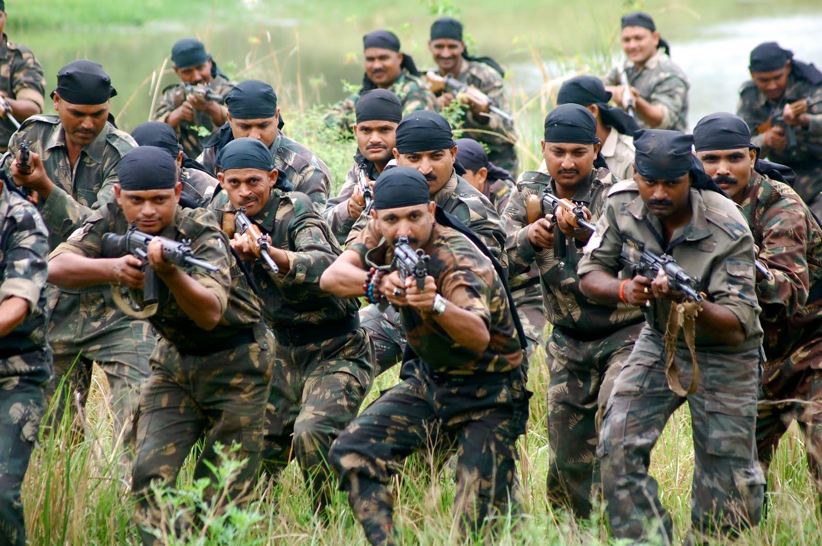 terrorist group of india