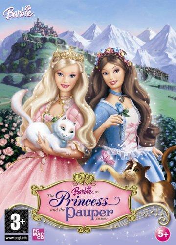 BarbiePrincessandThePauper