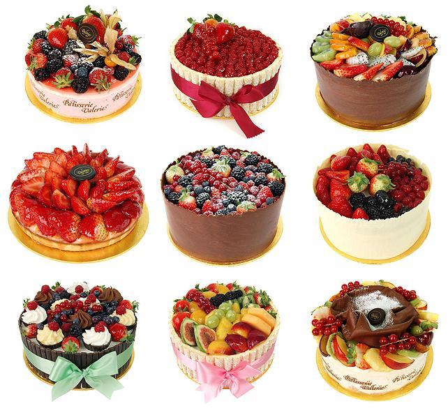 Patisserie Valerie Birthday Cakes