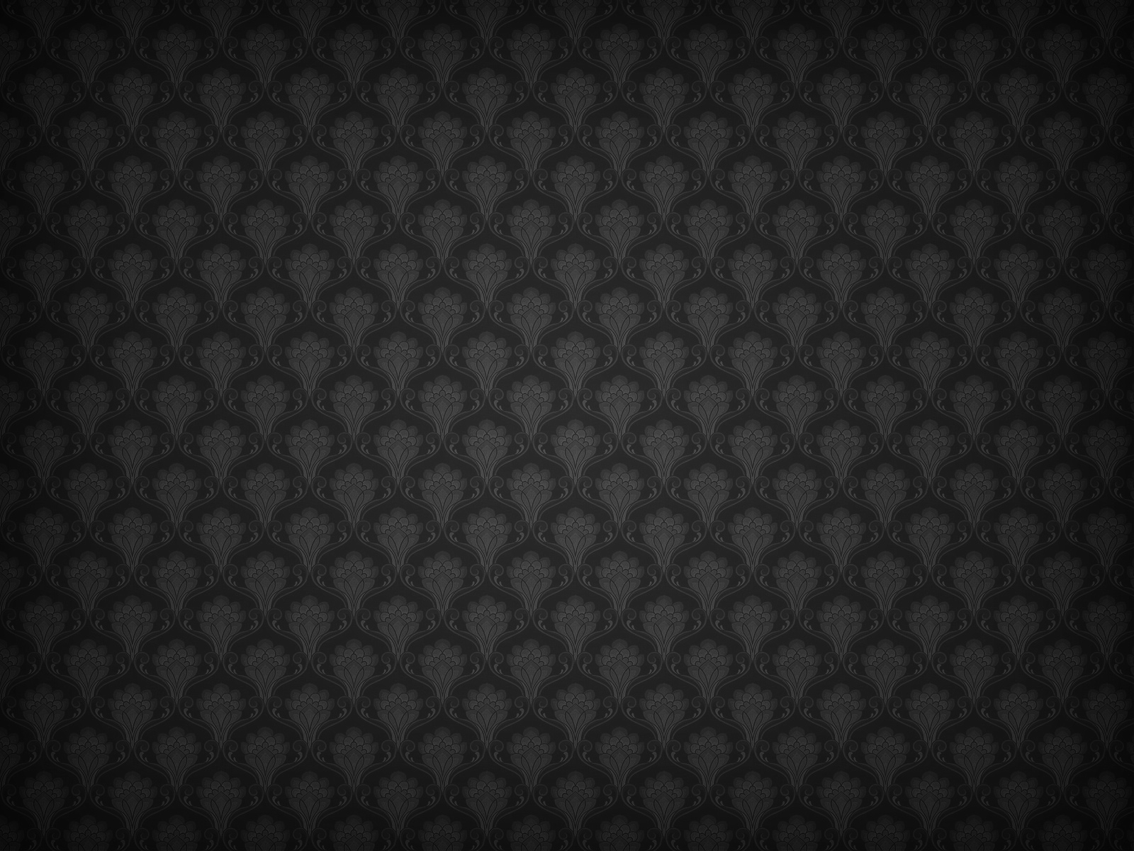 floral pattern wallpaper black 1600x1200 Music artists hd wallpapers