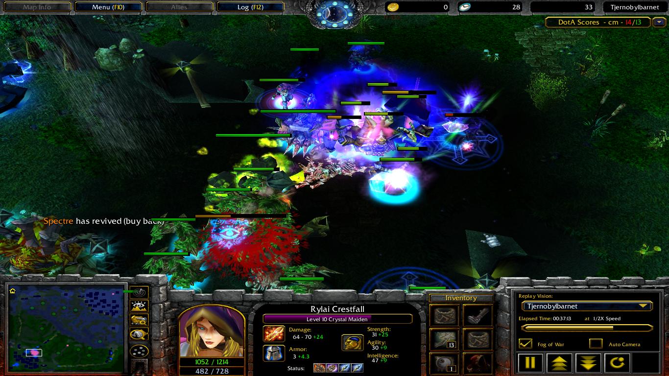 Epic DotA Replays: Replay 71: MYM Prime XII: Aeon vs DTS
