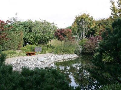 pav dans la mare le havre handicap jardin japonais. Black Bedroom Furniture Sets. Home Design Ideas