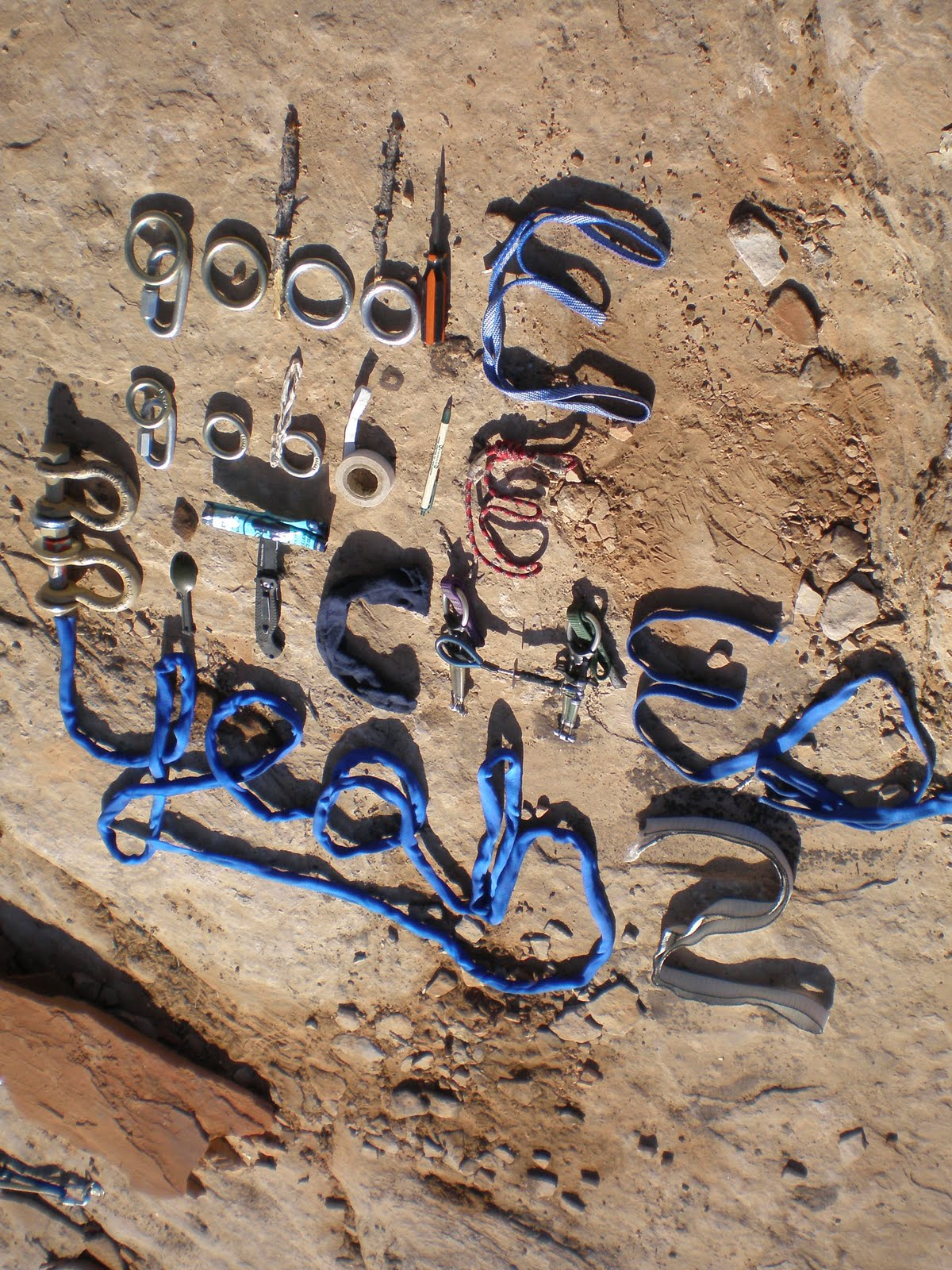 That Slackline Girl Us Tour Ii Moab Utah