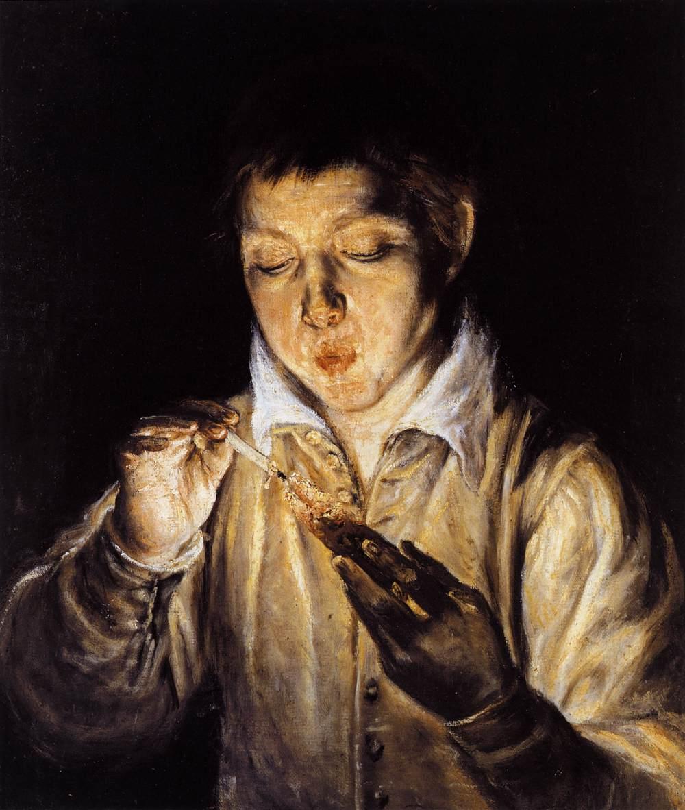 Stile Peplo Greco: Hella Heaven: El Greco's Unique Style
