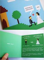 10 undangan pernikahan paling unik