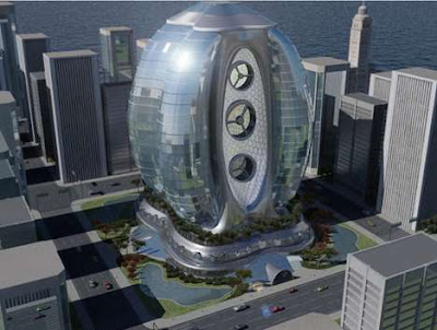 Envision green hotel