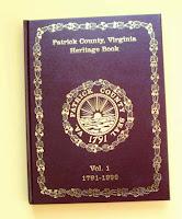 Patrick County, Virginia birth records