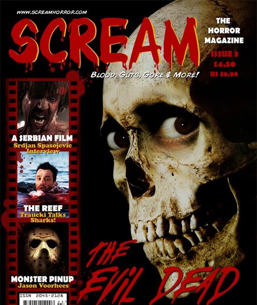 Scream Magazine Decides To Pinup Jason