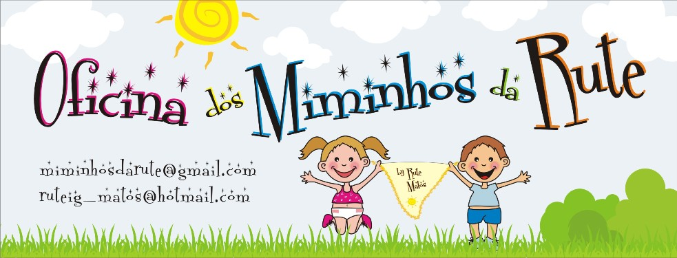 For Babys & Child's by Oficina dos Miminhos da Rute