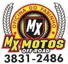 MX MOTOS - OFICINA DO FABINHO.