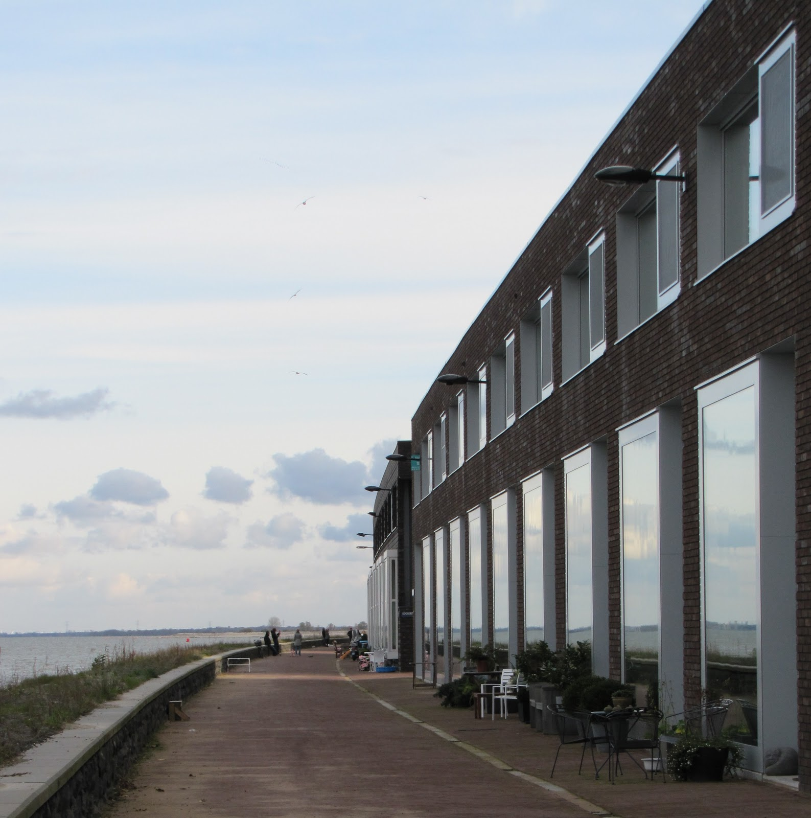 Ijburg Amsterdam By The Sea Architecture