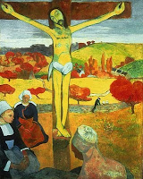 Crucifixion by Gaugin