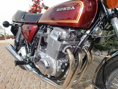 rm style moto passion 1976 honda cb 750 super sport f1. Black Bedroom Furniture Sets. Home Design Ideas