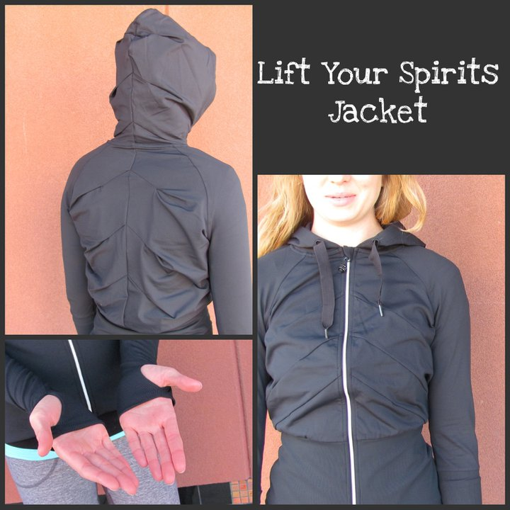 095d5bc716987 Lululemon Addict  More Photos of the Lift Your Spirits Jacket - Priced Too  High