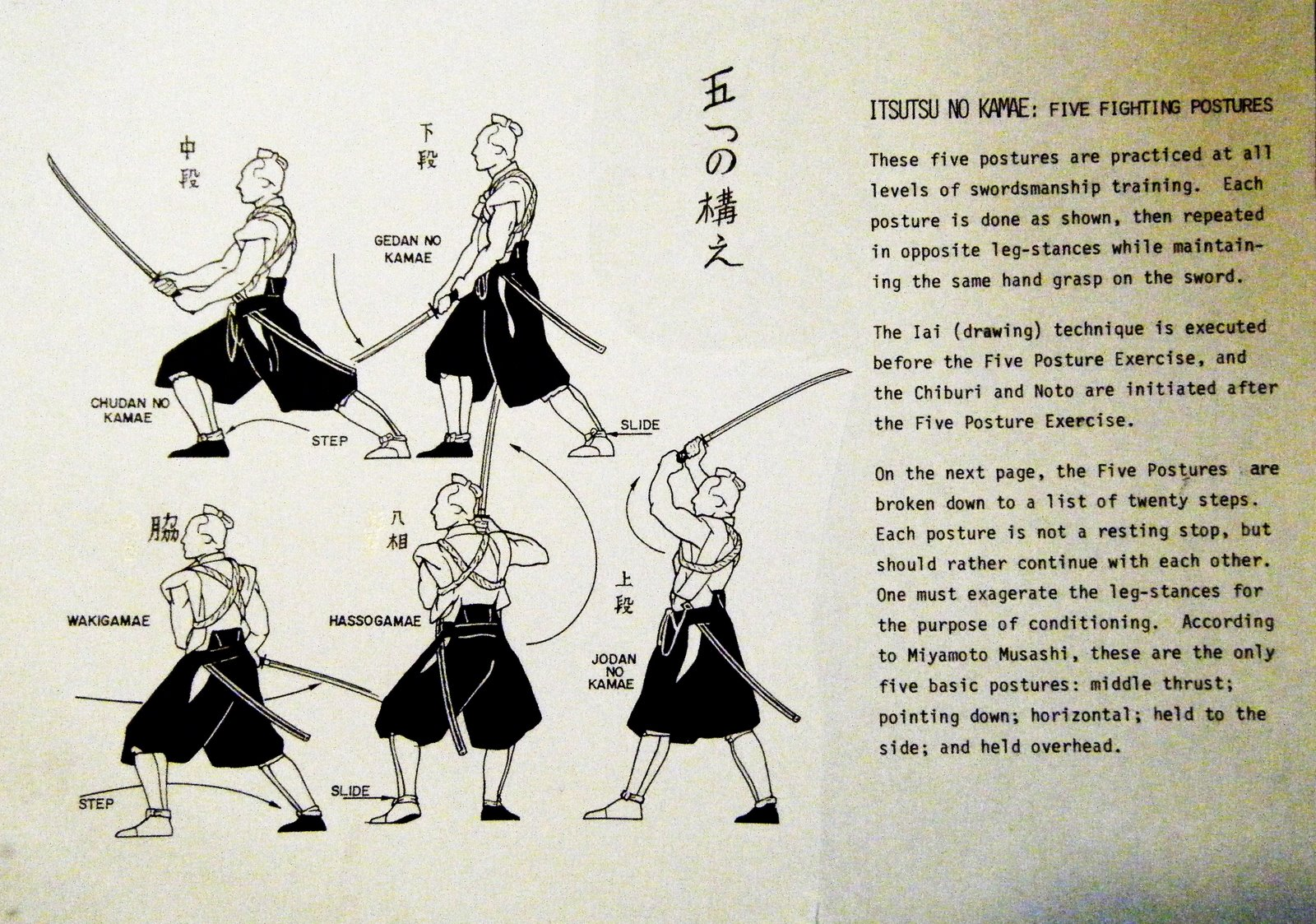 Pictures of Kenjutsu Stances - #rock-cafe