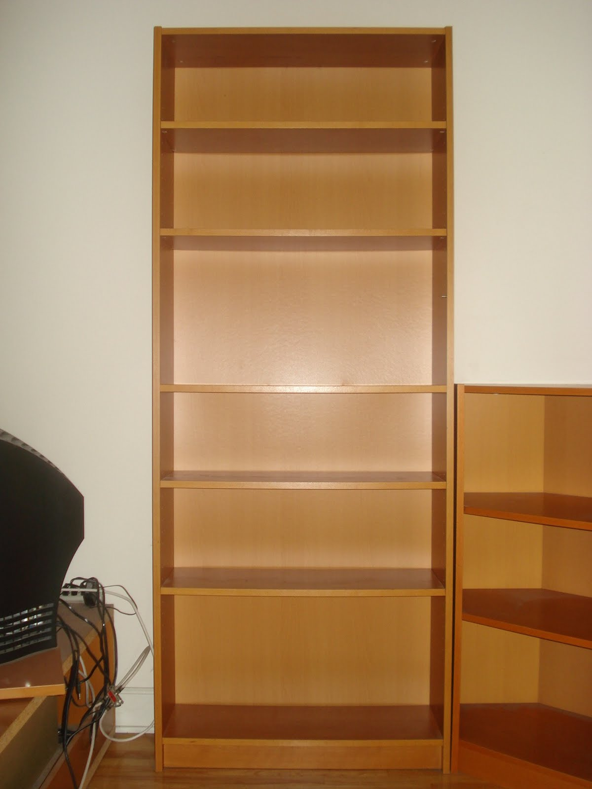 Craig S Garage Sale Ikea Tall Bookcase