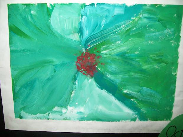 Art With . Kindergarten Show Work