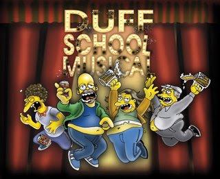 Parodia de High School Musical 3. Pincha sobre la imagen para ver el cartel orginal