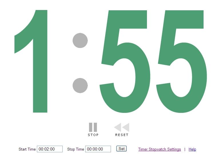 time timer online