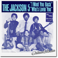 I Want You Back went on to become The Jackson Fives first #1 hit
