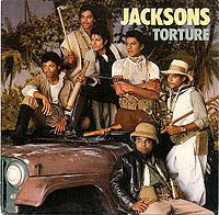 Torture is one of only two hits from The Jacksons album Victory
