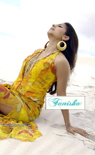 Sizzling Actress Tanisha In Kantri Telugu Movie – Hot Poses